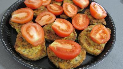 Tartines de pain aux tomates - 3.1