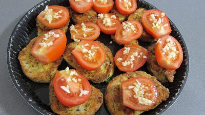 Tartines de pain aux tomates - 3.3