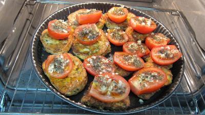 Tartines de pain aux tomates - 4.3