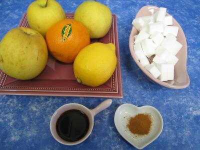 Ingrédients pour la recette : Compote de pommes