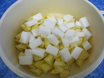 Compote de pommes - 7.2