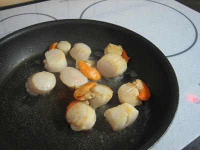 Coquilles Saint-Jacques au gingembre façon chinoise - 13.2