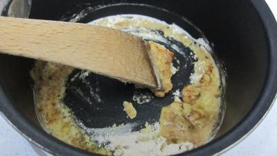 Sauce Mornay pour farcir - 2.4