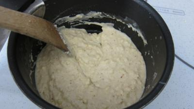 Sauce Mornay pour farcir - 4.4