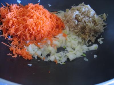 Crevettes à la chinoise - 5.1