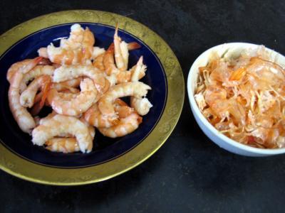 Crevettes et moules aux artichauts - 1.2