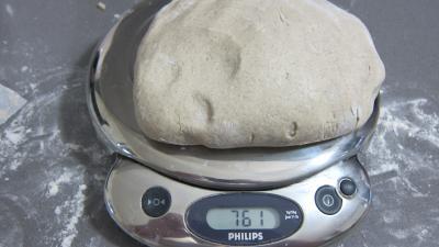 Miche de pain au blé noir à la friteuse Airfryer - 5.3