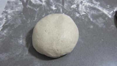 Miche de pain au blé noir à la friteuse Airfryer - 6.3