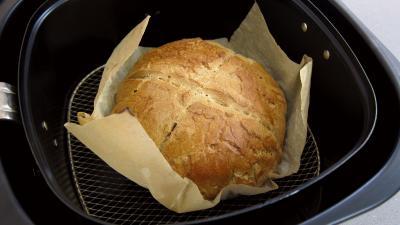 Miche de pain au blé noir à la friteuse Airfryer - 8.3