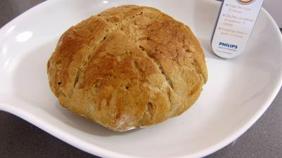 Miche de pain au blé noir à la friteuse Airfryer - 9.1