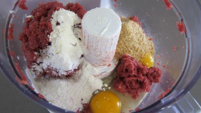 Farcis de tomates au Airfryer - 3.4