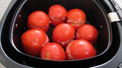 Farcis de tomates au Airfryer - 5.4