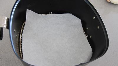 Cigares farcis à la friteuse Airfryer - 6.2