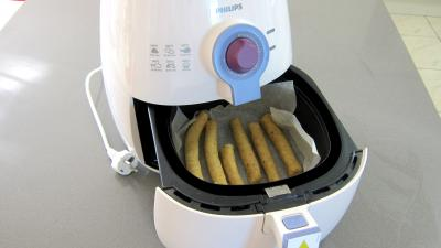 Cigares farcis à la friteuse Airfryer - 6.4
