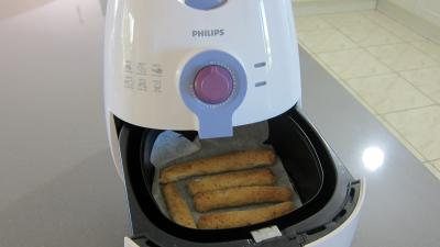 Cigares farcis à la friteuse Airfryer - 8.1
