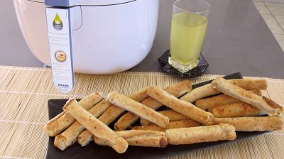 Cigares farcis à la friteuse Airfryer - 8.3