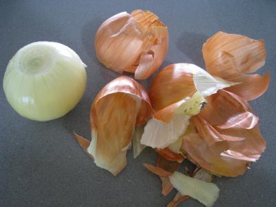 Crumble aux haricots verts et sa crème d'ail - 1.1