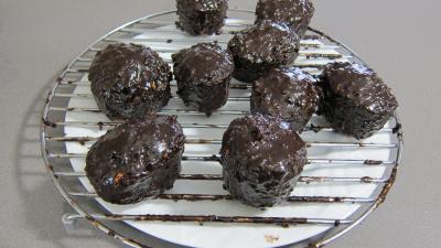 Cupcakes au chocolat à la friteuse Airfryer - 13.2
