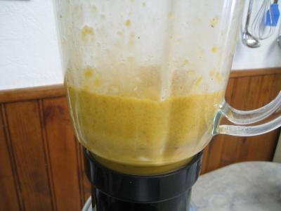 Sauce au chocolat salée - 7.2