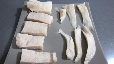 Flétan et sa sauce à la mangue - 1.1