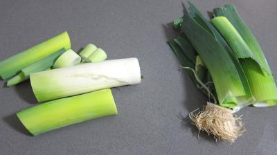 Quinoa aux poireaux et aux épinards - 4.2