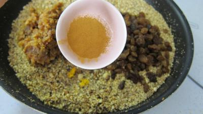 Roulés de fruits secs façon sicilienne - 5.3