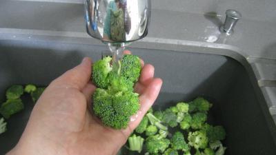 Farcis de brocolis à la polenta - 1.3