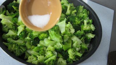 Farcis de brocolis à la polenta - 3.3