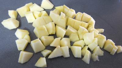 Tatin de pommes, poires, banane - 2.1