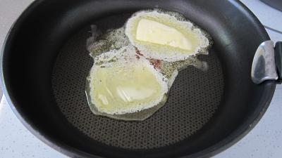 Vitelottes et légumes aux filets de dinde panés - 6.1
