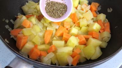 Wok de légumes au Jurançon - 5.1