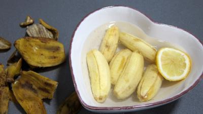 Tatin à l'ananas, fruit de la passion et bananes - 2.1