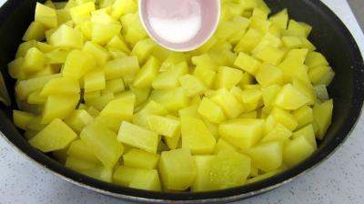 Crêpes farcies aux gésiers confits et pommes de terre - 6.1