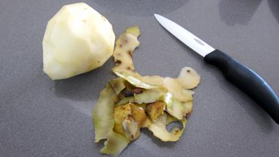 Crêpes et son mascarpone aux mangoustans et tapioca - 1.1