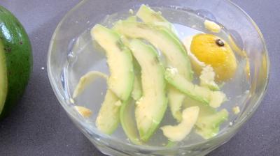 Crêpes en salade aux légumes variés - 3.4