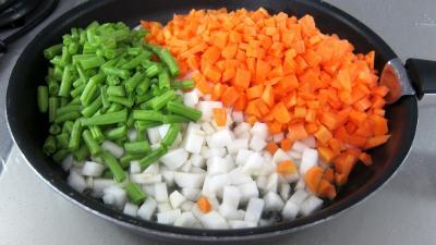 Navets et carottes gratinés au chèvre frais - 4.2
