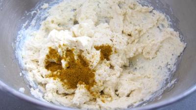 Ricotta en croquettes au citron vert - 10.1