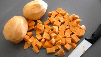 Patates douces à l'orange façon américaine - 3.3