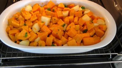 Patates douces à l'orange façon américaine - 9.1