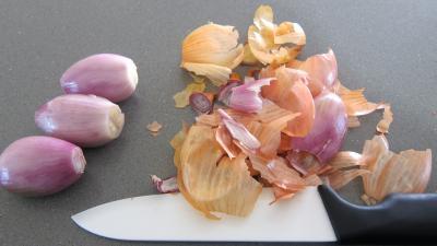 Brouillade de salades aux coquillettes - 1.1