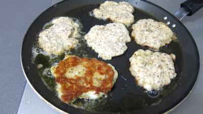 Mozzarella en galettes - 4.4