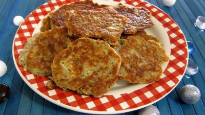 Mozzarella en galettes - 5.2