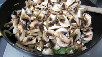 Cacahuètes grillées et ses restes de légumes - 4.3