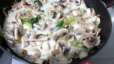 Cacahuètes grillées et ses restes de légumes - 5.1