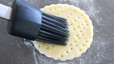 Recette Pâte à crackers