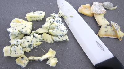 Crackers à la ricotta et aux oeufs de caille - 1.1