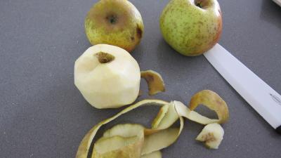 Paupiettes de dinde aux pommes et aux chips - 1.1