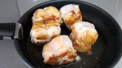 Paupiettes de dinde aux pommes et aux chips - 2.3