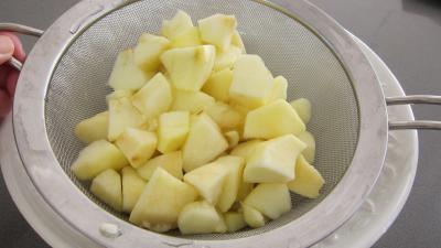 Paupiettes de dinde aux pommes et aux chips - 4.3