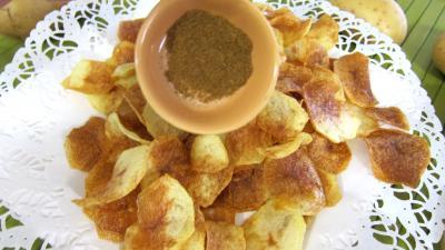 Chips de pommes de terre - 4.4